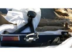 Бампер экспедиционный металлический задний Toyota Hilux Pick Up