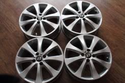 Hyundai. x16, 4x100.00, ET52, ЦО 54,0мм.