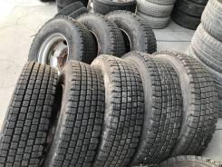 Bridgestone W910. Зимние, без шипов, износ: 20%, 8 шт