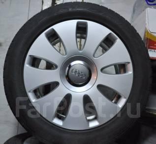 Колеса оригинал Audi A4 B7 Seat VW Skoda 205/55R16. 7.0x16 5x112.00 ET42 ЦО 57,1мм.
