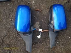 Зеркало заднего вида боковое. Subaru Impreza WRX STI, GGB, GDB