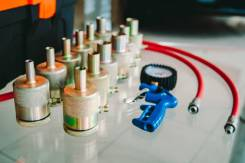 Оборудование для ремонта стоек, амортизаторов. Под заказ