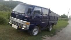 Toyota Hiace. Продам грузовой двухкабинник тойота хайс, 2 400 куб. см., 1 500 кг.