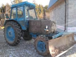 ЛТЗ 55. Колёсный трактор ЛТЗ-55, 1993 года выпуска, 4 150 куб. см.