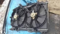 Радиатор охлаждения двигателя. Nissan Sunny, FB15, B15 Nissan AD, WHY11, WHNY11, WFY11 Nissan Wingroad, WHNY11, WHY11, WFY11 Двигатели: QG15DE, QG13DE...