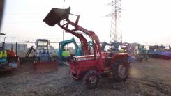 Massey Ferguson. (Hinomoto) 37 лс видео работы кун 500 кг гидроуси-ль, 37,00л.с.