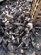 Литые наконечники для винтовых свай продажа во Владивостоке