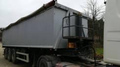 MEGA. Самосвальный прицеп mega, 10 000 кг.