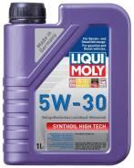 Liqui Moly Synthoil High Tech. Вязкость 5W-30, синтетическое. Под заказ