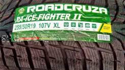 Roadcruza Ice-Fighter II. Зимние, без шипов, 2017 год, без износа, 2 шт