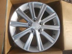 "OZ Racing Exclusive. 7.5x17"", 5x114.30, ET45, ЦО 60,1 мм."