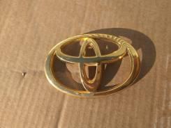 Эмблема багажника. Toyota Celsior, UCF31, UCF30 Двигатель 3UZFE