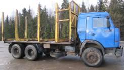 Камаз 53215. Продам Лесовоз 2012 год, 10 849 куб. см., 23 650 кг.
