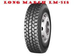 Long March LM518. Всесезонные, 2017 год, без износа, 1 шт