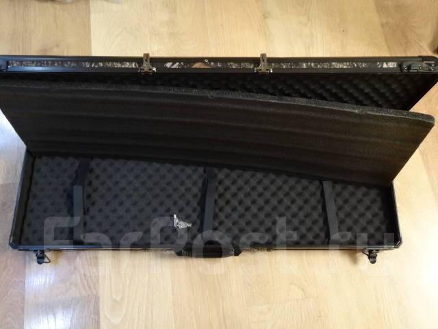 Кейс под оружие в камуфляжной расцветке.