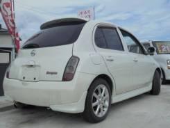 Порог пластиковый. Nissan Micra, K12E, K12 Nissan March, K12