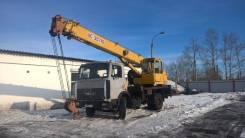 Ивановец КС-35715. Продается Автокран , 11 150 куб. см., 16 000 кг., 18 м.