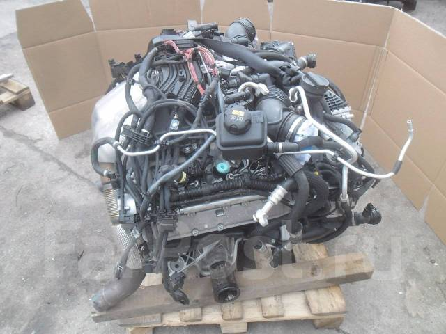 Двигатель в сборе. BMW: X1, 1-Series, 3-Series, 7-Series, 5-Series, X3, X5, X6 Двигатели: B47D20, B48B20, N20B20, N46B20, N47D20, N52B30, B38B15, B58B...
