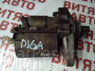Стартер. Honda HR-V Двигатели: D16A, D16AVTEC