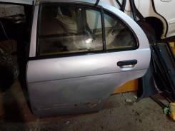 Дверь боковая. Nissan Pulsar, FN15