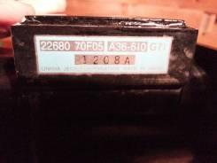Датчик расхода воздуха. Nissan Presage, U30