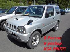 Suzuki Jimny. JB23W225822, K6A1771030