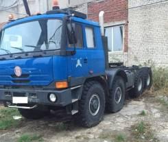 Tatra T815. -290N9T 8Х8.1R, 12 667 куб. см., 48 000 кг.