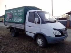 ГАЗ 3302. Породам ГАЗ-3302., 2 500 куб. см., 1 500 кг.