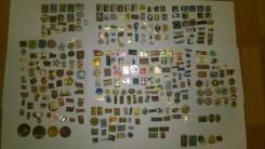 Коллекция значки более 315 Ленин, Спорт, Транспорт, Владивосток