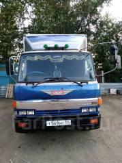 Hino Ranger. Продается грузовик фургон HINO Ranger в Омске, 6 500 куб. см., 5 000 кг.
