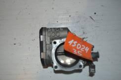 Заслонка дроссельная. Audi A6, 4F2/C6, 4F5/C6