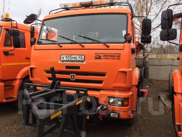 Камаз 65115. . Снегоуборочная техника Кдм, 7 000 куб. см.