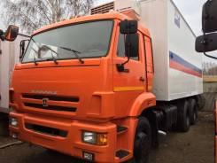 Камаз 65115. Изотермический фургон, 7 000 куб. см., 15 000 кг.
