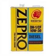 Idemitsu Zepro. Вязкость 10W-30, полусинтетическое