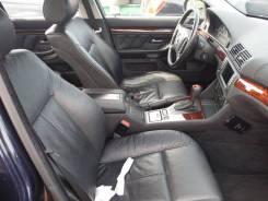 Подогрев сидений. BMW 5-Series, E39