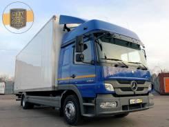 Mercedes-Benz Atego. Mercedes Atego 1224, фургон 48 кубов, 2012г, ворота, без пробега по РФ, 6 374 куб. см., 7 000 кг.
