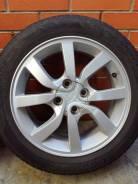 Комплект летних колес на литье 185/55R15. 6.0x15 4x98.00 ET35 ЦО 58,5мм.