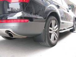 Брызговики. Audi Q7, 4LB Двигатели: BHK, BUG, BTR, BAR. Под заказ