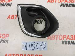 Ободок противотуманной фары Mitsubishi ASX 2010>