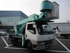 Mitsubishi Canter. Автовышка , 5 200 куб. см., 12 м. Под заказ