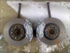 Рабочая тормозная система. Toyota Chaser, JZX100, JZX90