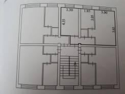 2-комнатная, проспект 50 лет Октября, 15к8. 6 км, частное лицо, 39кв.м.