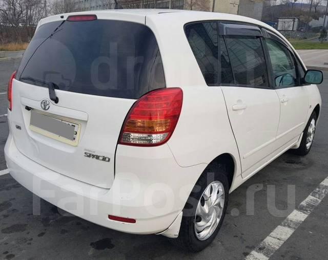 Toyota Corolla Spacio. автомат, передний, 1.5 (109 л.с.), бензин, 161 000 тыс. км