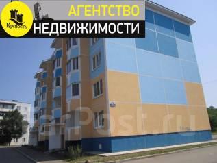 2-комнатная, улица Октябрьская 92/1. Русь, агентство, 55 кв.м.