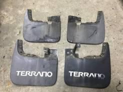 Брызговики. Nissan Terrano, WHYD21