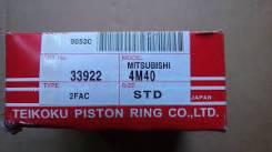 Кольца поршневые. Mitsubishi Delica, PE8W, PF8W, PD8W Mitsubishi Pajero, V26W, V26WG, V46WG, V46W, V46V Mitsubishi Challenger, K97WG Mitsubishi 1/2T T...