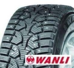 Wanli S-1086. Зимние, шипованные, без износа, 4 шт