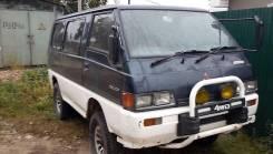 Mitsubishi Delica. 4D56