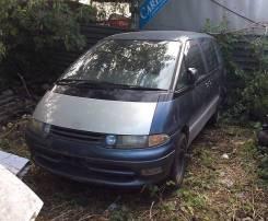 Toyota Estima Emina. 3CT