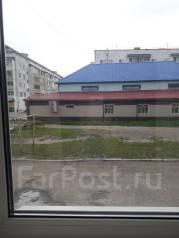 2-комнатная, Кавалерово Кузнечная д.38 ( автовокзал). Кавалеровский, частное лицо, 47 кв.м. Вид из окна днём
